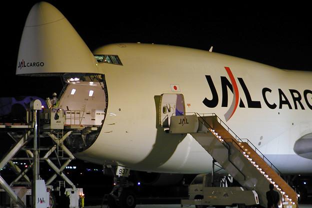 B747-246F JA8937 JAL CTS 2004.09