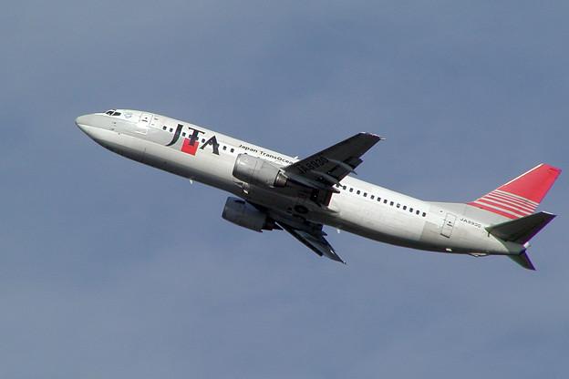 B737-400 JA8930 JTA 2004.07