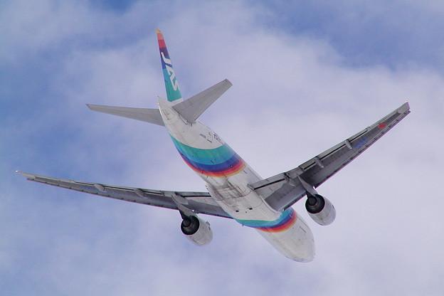 B777-200 JA009D JAS/JノL 2005.03