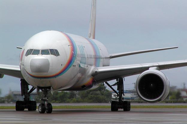 B777-200 JA009D JAS/JノL HKD 2005.08