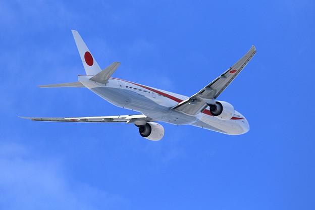 Boeing777 Cygnus 2020年撮り納め (1)