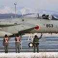 Photos: F-15J 2020年撮り納め (1)