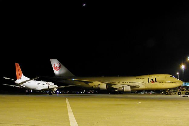 B747-246B JA8162 JAL HKD 2006.03