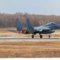 2021初撮り F-15J takeoff