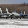 2021初撮り F-15J