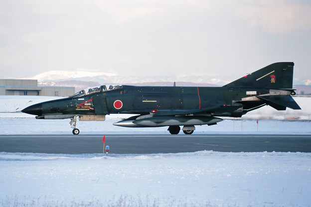 Photos: RF-4EJ 6433 CTS 1997.02