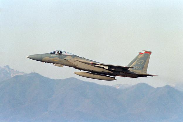 F-15C ZZ 67FS 78-0477 CTS 1992.11
