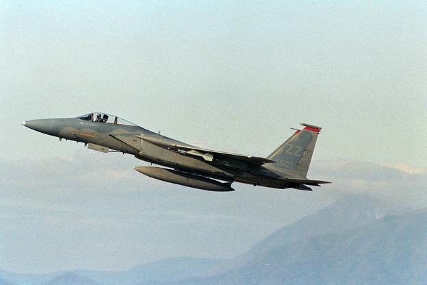 F-15C ZZ 67FS 78-0507 CTS 1992.11