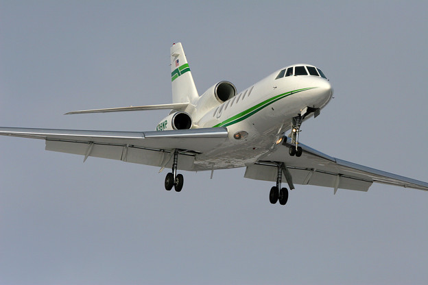 Falcon 50 N38WP 2007