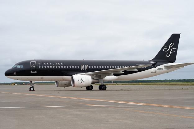A320 JA04MC Star Flyer CTS 2007