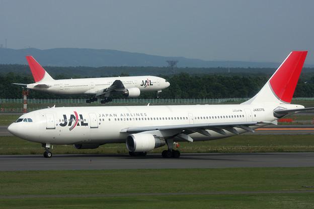 A300B4-622R JA8376 JAL 2008