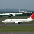 B737-400 JA8939 JTA CTS 2008