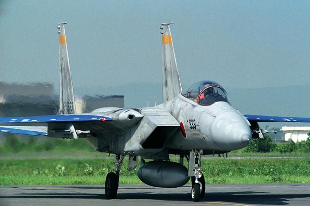 Photos: F-15J 8833 201sq CTS 1992