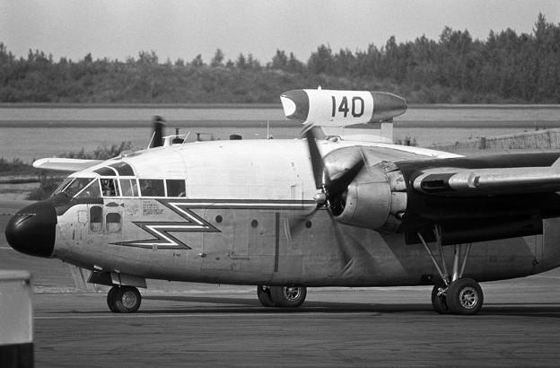 C-119 N8093 ANC 1981.06