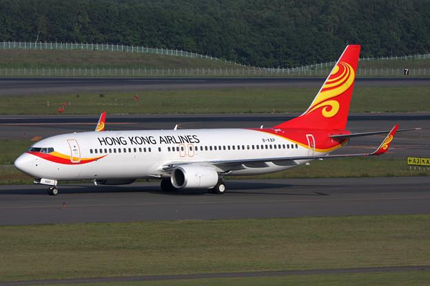 B737-800 B-KBP Hong Kong Airlines HX 2008.07