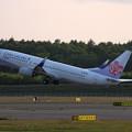 Photos: B737-800 B-18609 CAL CTS 2008.07