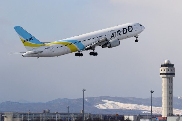 Boeing 767-300 JA98AD last flight 2021
