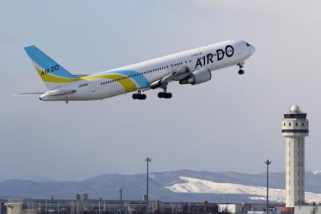 Photos: Boeing 767-300 JA98AD last flight 2021