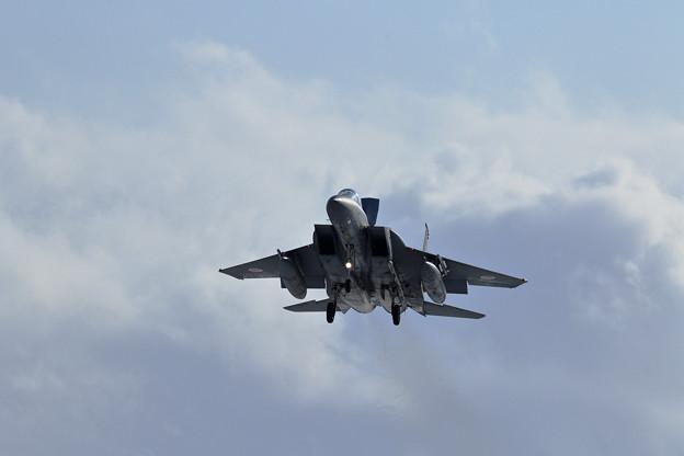 Photos: F-15 Return to Base (2)