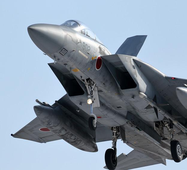 Photos: F-15 Return to Base (3)