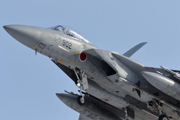 Photos: F-15 Return to Base (4)