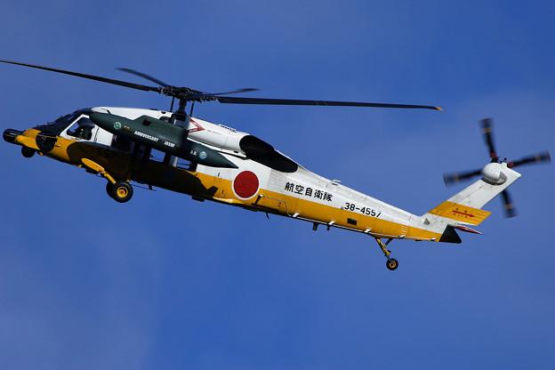 UH-60J 4557 Chitose AB 50annv 2007(1)