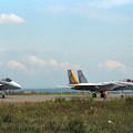 Photos: F-15J 8875 202sq CTS 1990ACM