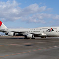 Photos: B747-446 JA8918 JAL 2009