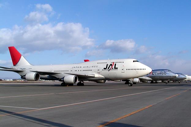 B747-446 JA8920 JAL 2009