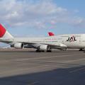B747-446 JA8922 JAL 2009