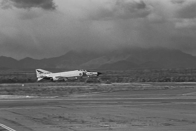 F-4EJ 千歳基地 302sq 1978初夏