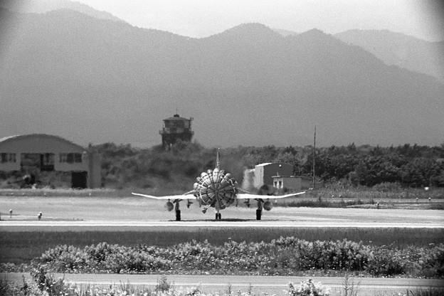 F-4EJ 千歳基地 302sq 1979夏