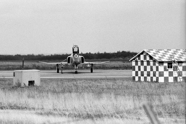 F-4EJ 千歳基地 南END (36END) 1979