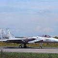 Photos: F-15J 203SQ 1990年戦競機 8898