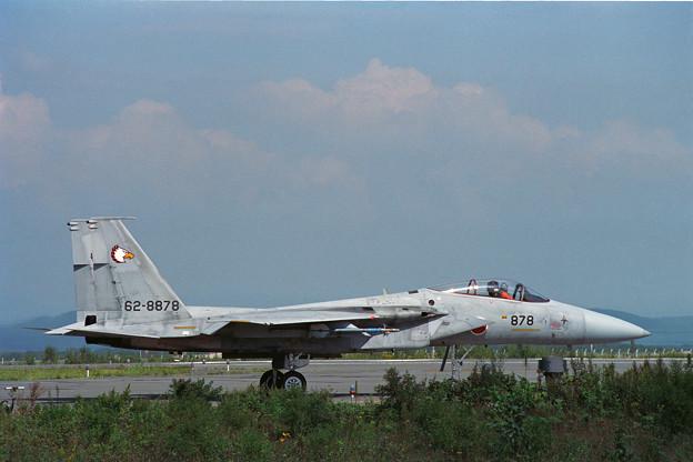 Photos: F-15J 8878 204SQ CTS 1990ACM