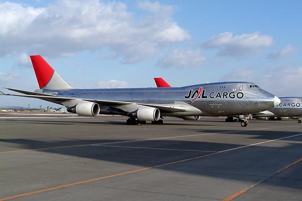 B747-446F JA401J JAL cargo 2009