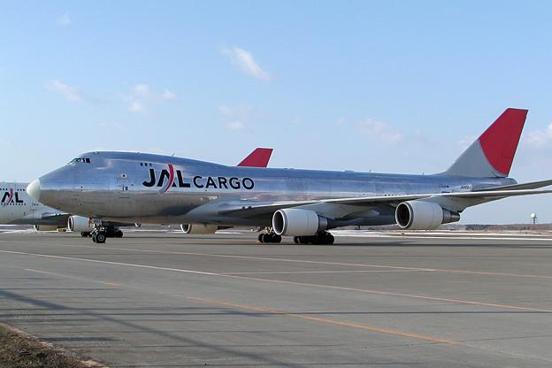 B747-446F JA401J JALcargo 2009