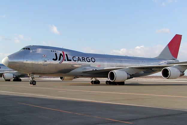B747-446F JA402J JALcargo 2009