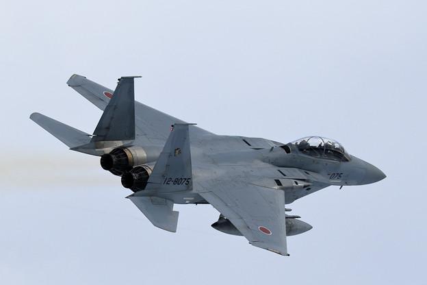 Photos: F-15DJ 12-8075 201sq takeoff