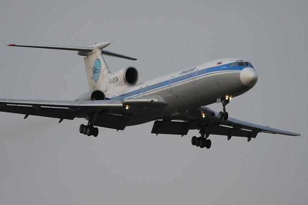 Tu-154 RA-85734 Dalavia CTS 2008