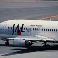 Photos: B737-400 JA8994 JAL Flower  Jet 1999