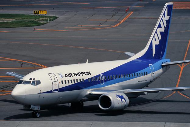 B737-500 JA302K ANK25anniversary 1999