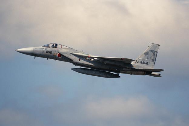 Photos: F-15J 8962 201sq 2000ACM機