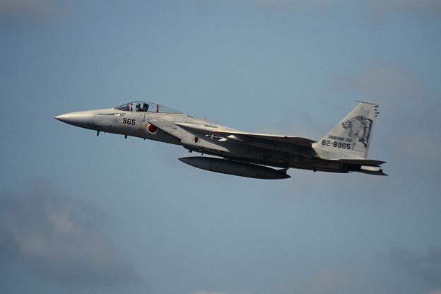Photos: F-15J 8965 201sq 2000ACM機