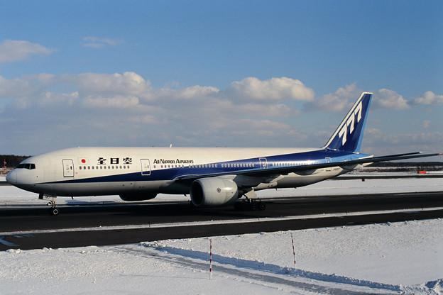 B777-200 JA8197 全日空 「777」 1997