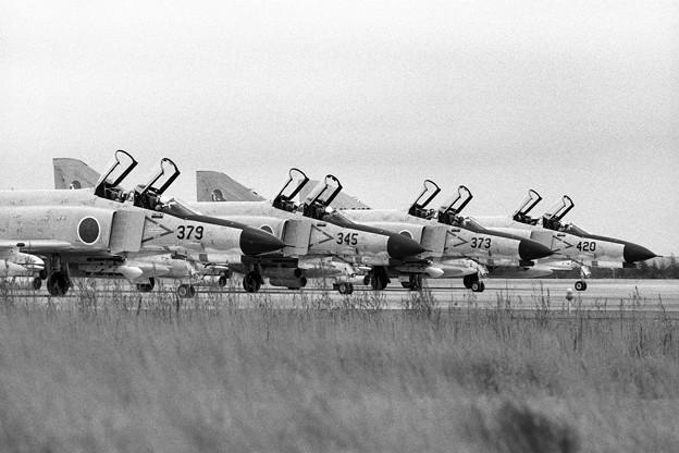F-4EJ 千歳基地 303sq 1979