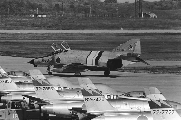 F-4EJ 8366 304SQ RJFZ 1979