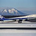B747SR-81 JA8159 全日空 CTS 1997