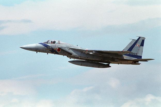 Photos: F-15J 8863 203sq 1994