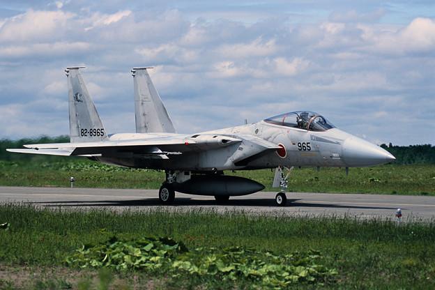 Photos: F-15J 8965 201sq 2001ACM機